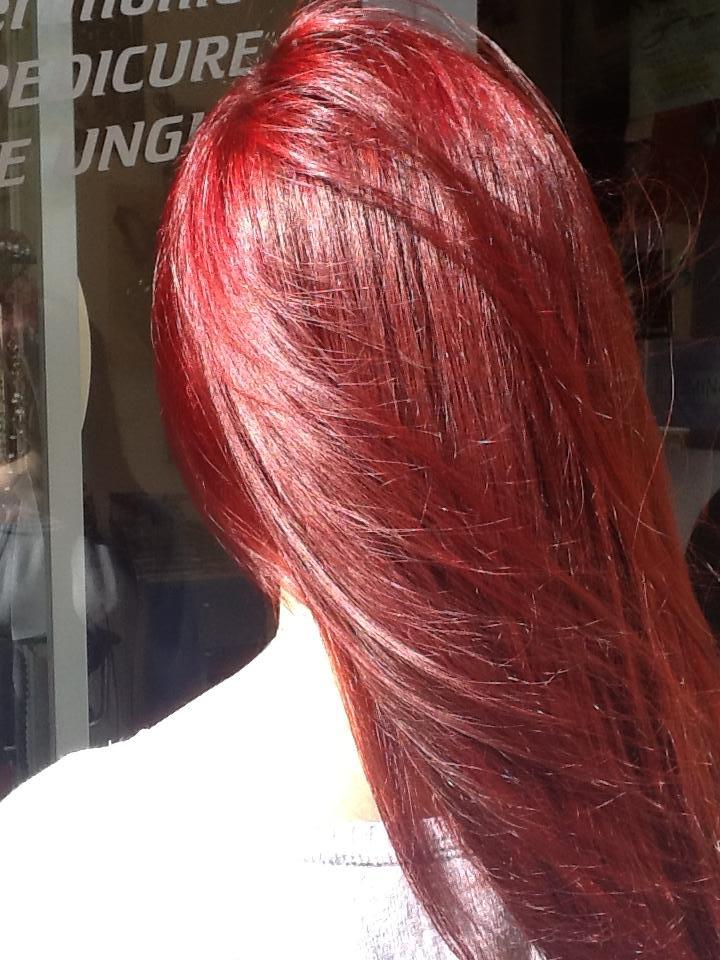 Molto Rosso Rubino - Hair Vogue ZM24